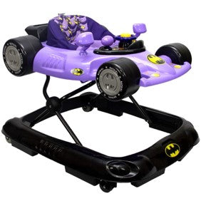 Kids Embrace Batgirl Baby Activity Walker, DC Comics Car, Music, and Lights