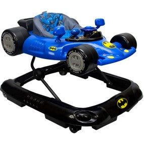 Kids Embrace Batman Baby Activity Walker, DC Comics Car, Music, and Lights