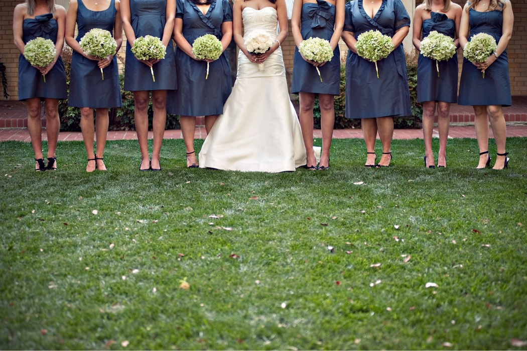 Stunning Maternity Bridesmaid Dresses for your wedding