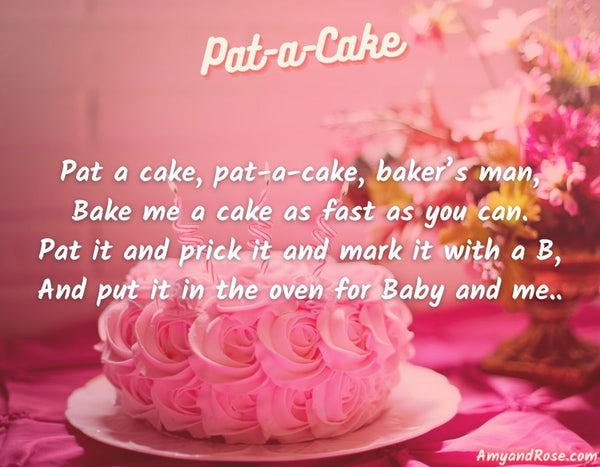 Pat a Cake Lullaby Lyrics