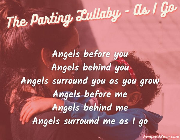 The Partying Lullaby - As I Go Lyrics