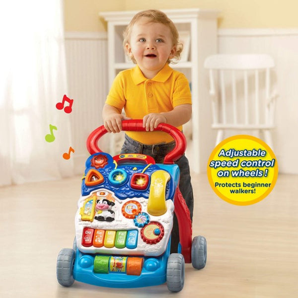 Sit to stand walker by Vtech