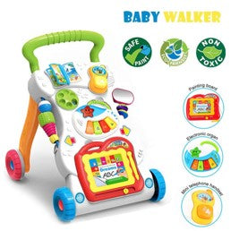 Xiangtat 4 in 1 Baby Walker