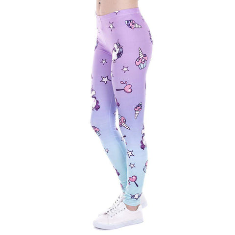 Anna® Leggings by Amy&Rose-legging-Amy&Rose-Unicorn-Amy&Rose