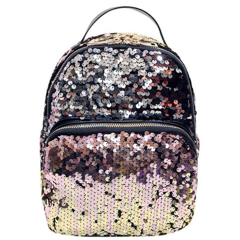 Kelly Womens' Fashion Backpack-backpack-Amy&Rose-Multi-Amy&Rose