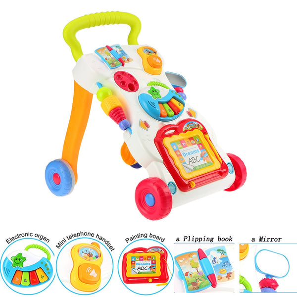 Musical Walker for toddler