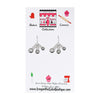 BAKER LOVERS Measuring Spoons Earrings