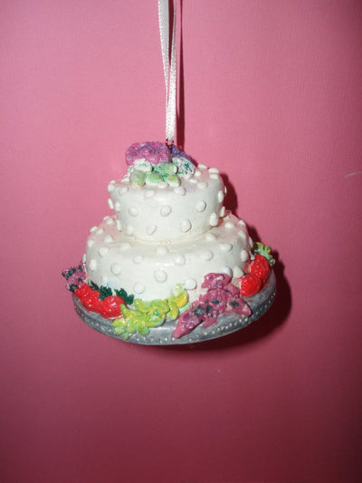 Your Own Custom Replica Mini Wedding Cake-Miniature Ornament/Statue Unique Gift-Made to Order