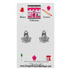 BAKER LOVERS Best Chef Apron Earrings