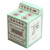 Mint Green Baker Lovers Oven Candle-Choose Your Scent