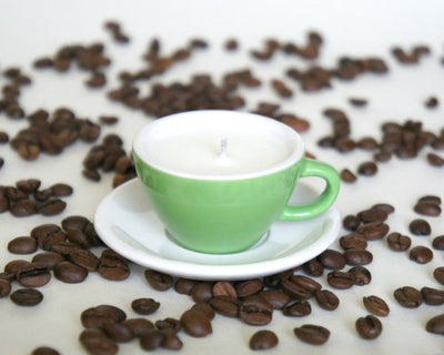 Coffee Lovers Mini Coffee Cup Candle-