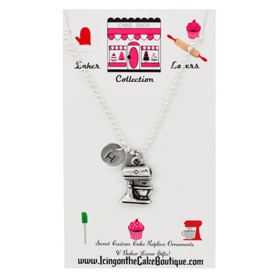 Monogram Mixer BAKER LOVERS NECKLACES