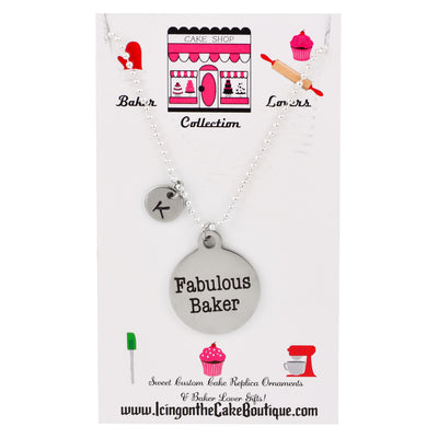 Monogram Fabulous Baker BAKER LOVERS NECKLACES