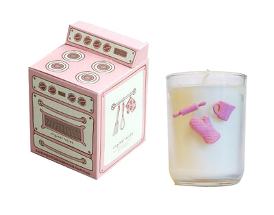 Baker Lovers Oven Candle-Choose Your Scent