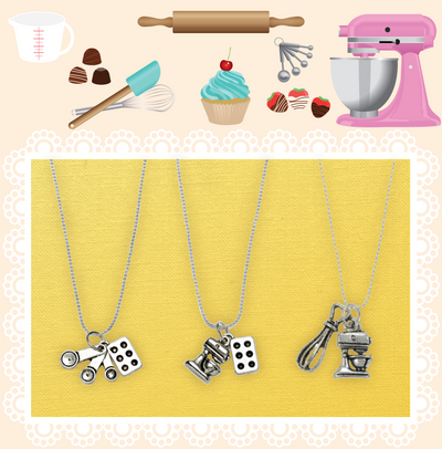 BAKER LOVERS NECKLACES