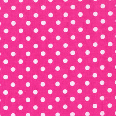 Baker Lovers Dream Tea Towels Set of 2-Hot Pink Dots