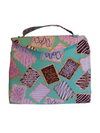 Sweet Cravings Breakfast Pastries Insulated Lunch Bag/Lunch Tote Bag/Insulated Tote