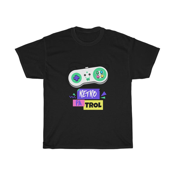 Retro Patrol  - T-Shirt