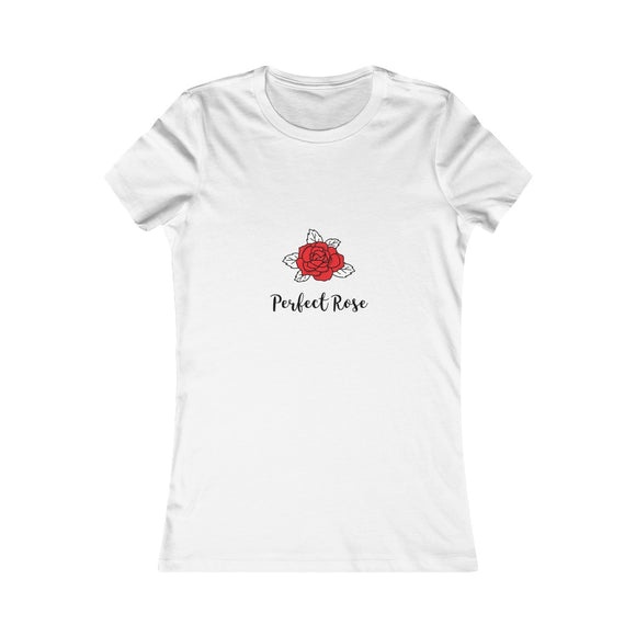Perfect Rose - Women's T-Shirt