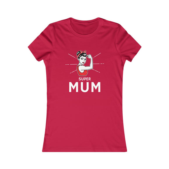 Super Mum - Women's T-Shirt
