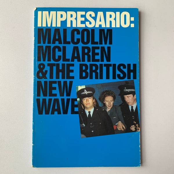 Impresario: Malcolm McLaren & The British New Wave
