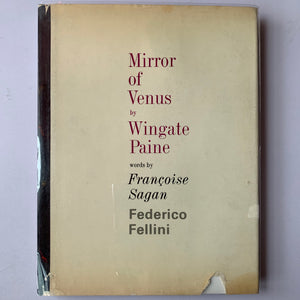 Mirror of Venus by Wingate Paine