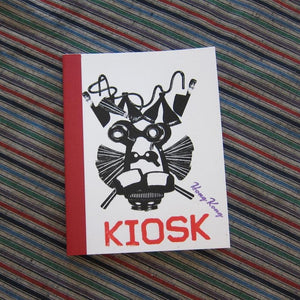 Kiosk Book on Hong Kong