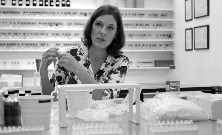 THE INSTITUTE OF ART & OLFACTION FOUNDER SASKIA WILSON BROWN