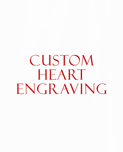 HEART ENGRAVING