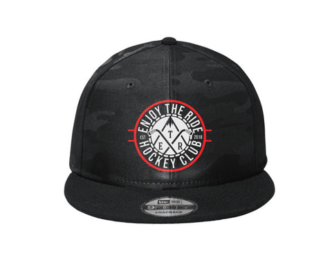 """The Club"" Flat Bill Snapback"