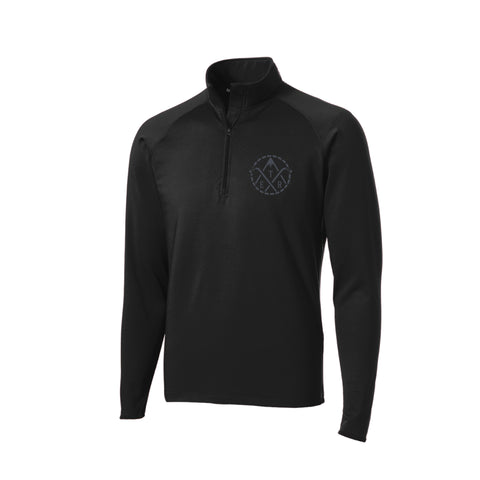 Original Hockey Logo 1/4 Zip