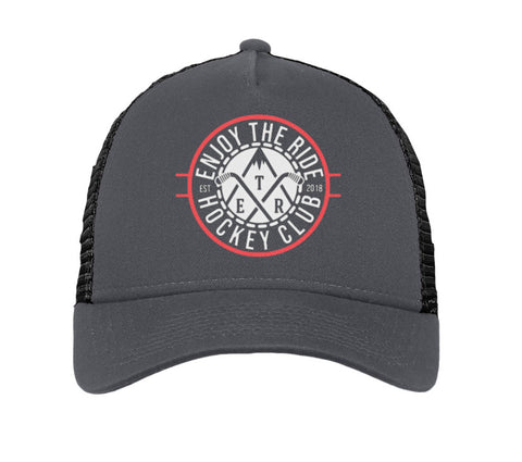 """The Club"" Snapback Trucker Hat"