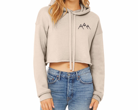 The Original Hoodie - Mountains (Women's)