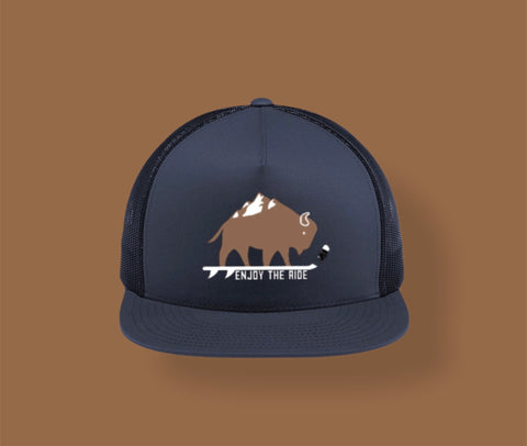 Buffalo Surf Trucker Hat