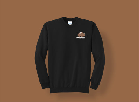 Buffalo Surf Crewneck