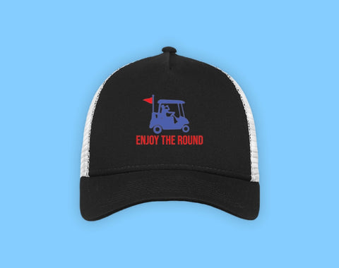 Cart New Era Snapback Trucker Hat