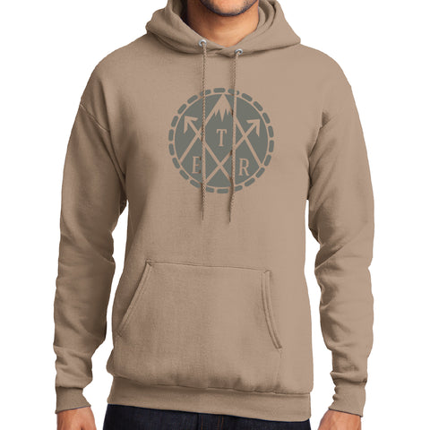 The Original Hoodie - ETR Circle Logo