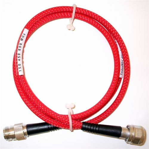 N-f to N-m Low PIM Field Service Grade RF Test Cable