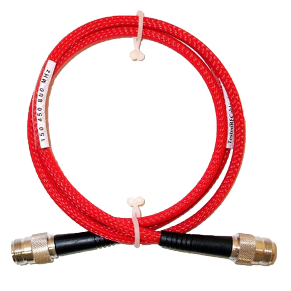 N-f to N-f Low PIM Field Service Grade RF Test Cable