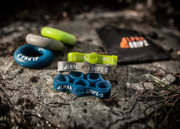 Alpha Gripz Bands Alpha Gripz Complete Alpha Set - ⭐ Best Seller