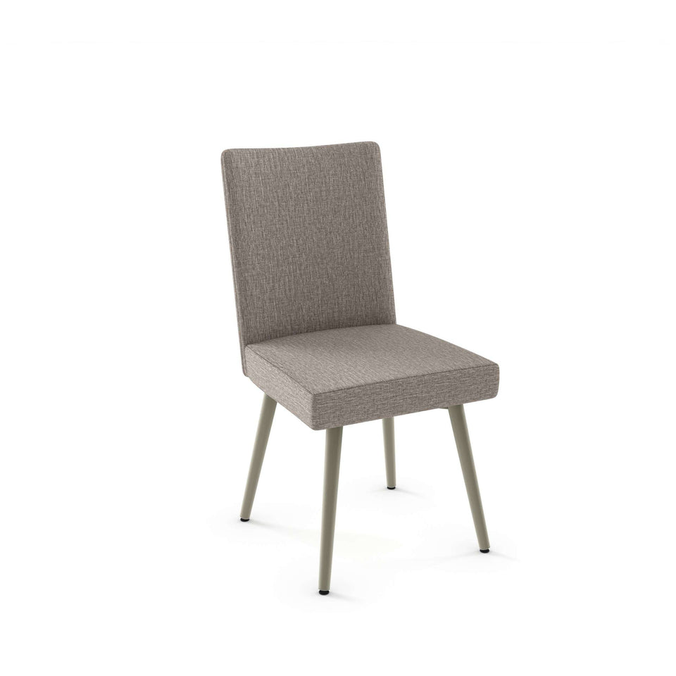 Webber Dining Chair with Upholstered Seat and Backrest