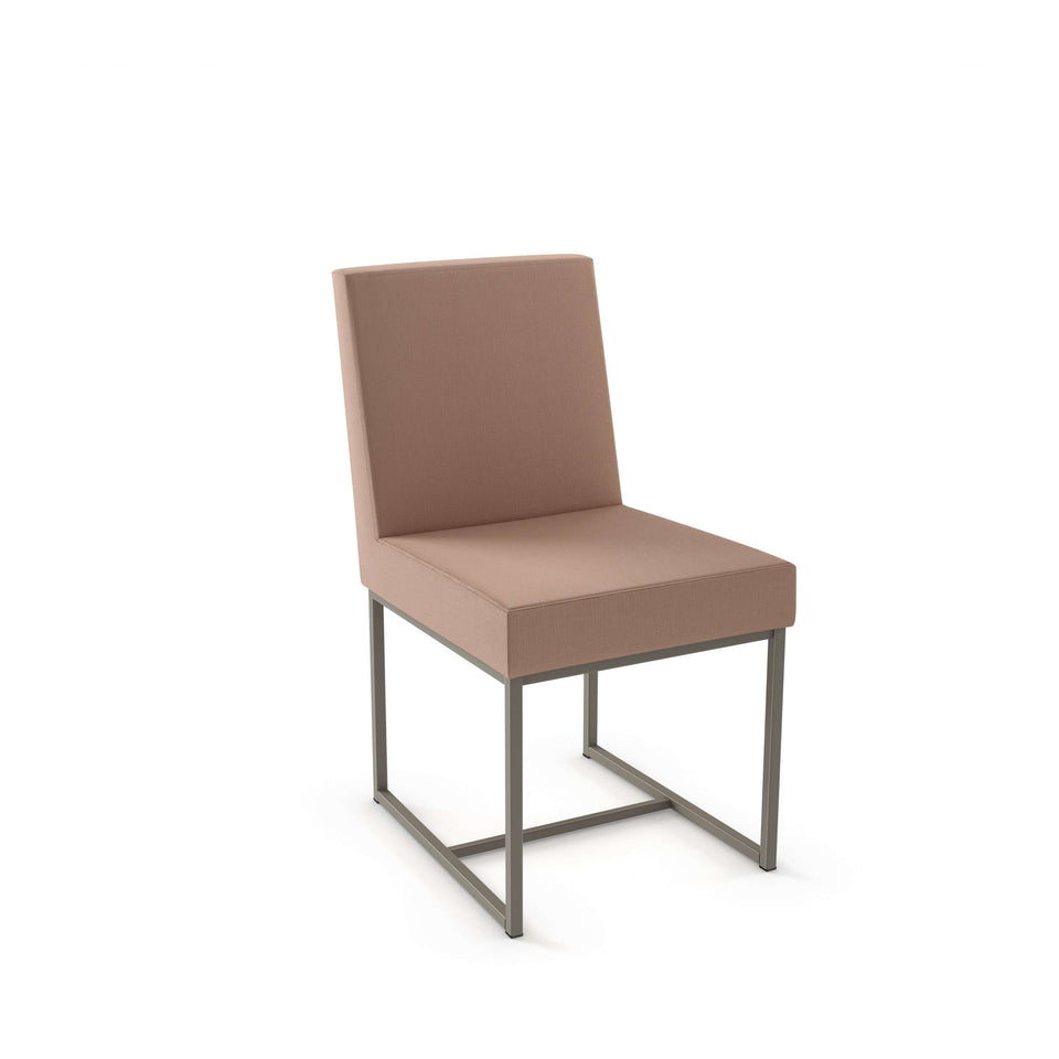 Darlene Dining Chair with Upholstered Seat and Backrest