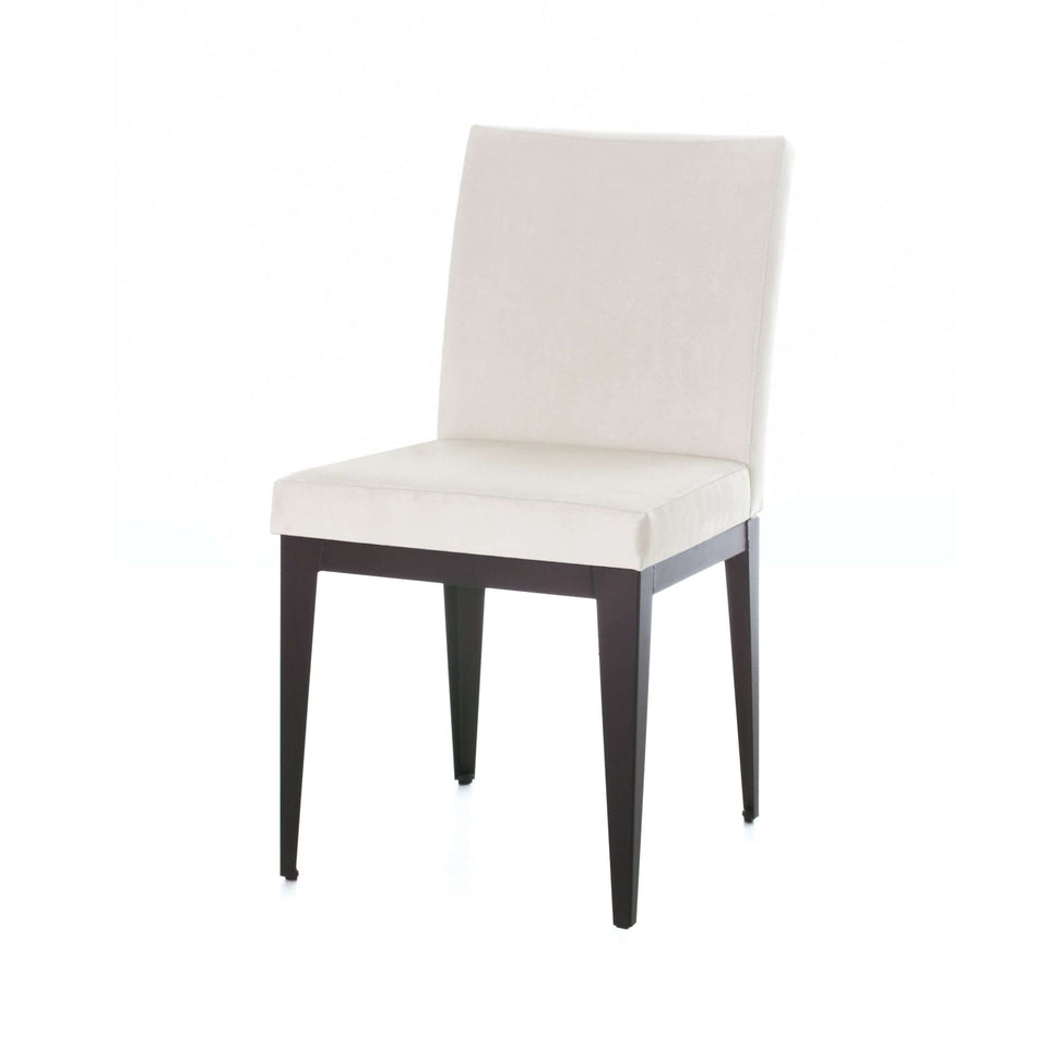 Pedro Dining Chair with Upholstered Seat and Backrest