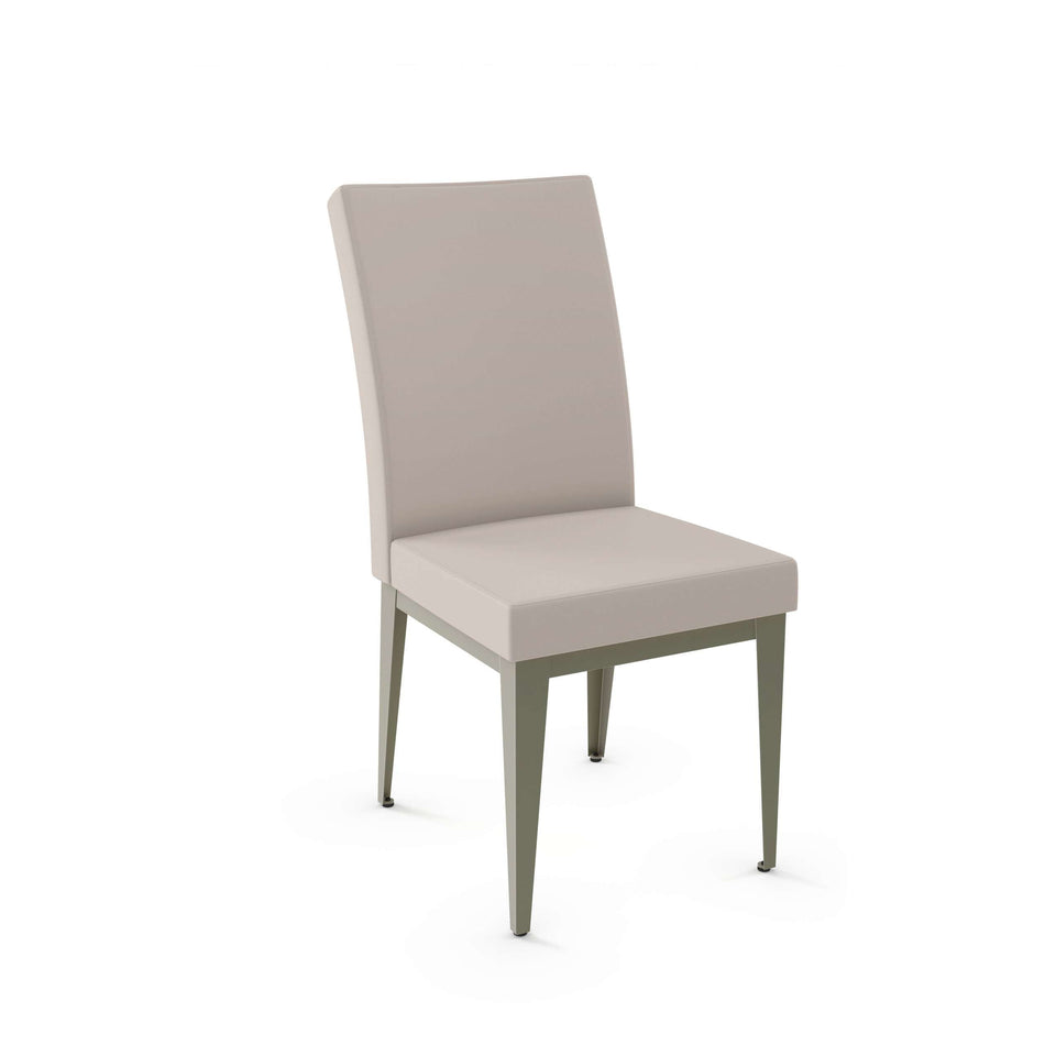 Alto Dining Chair with Upholstered Seat and Backrest