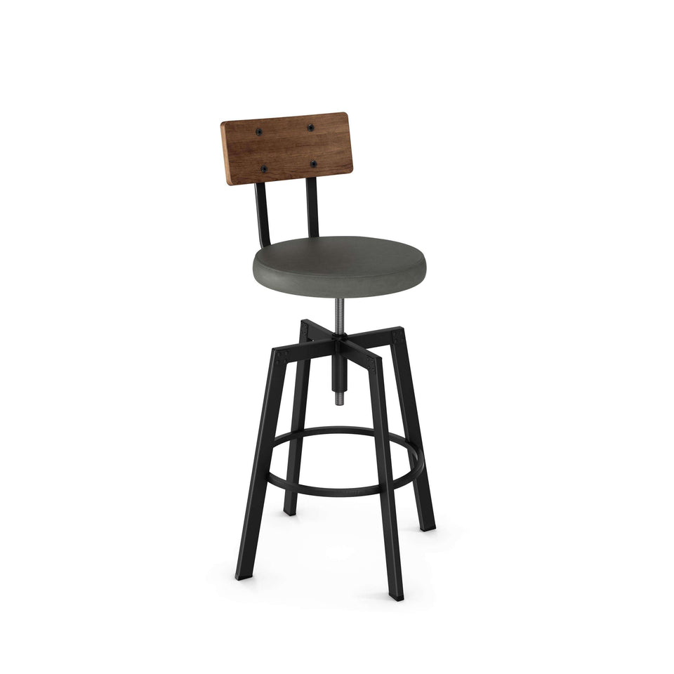 Amisco Architect Adjustable Stool
