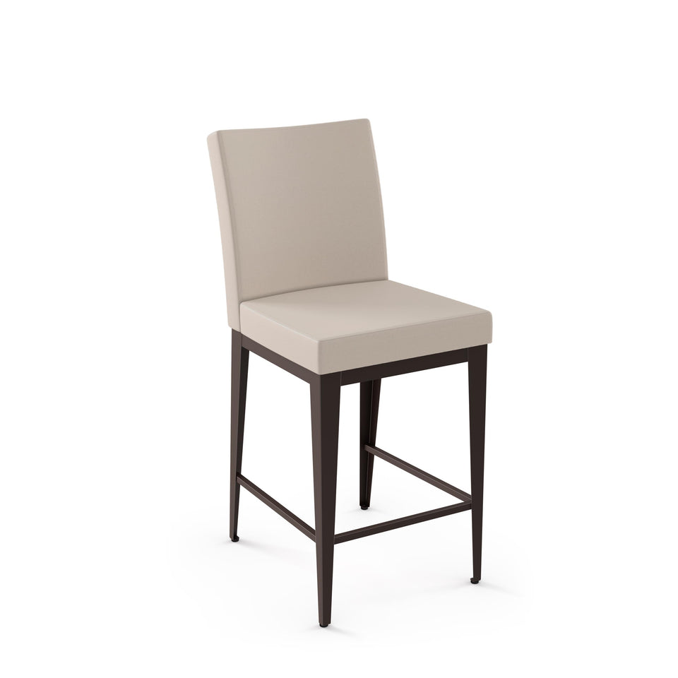 Amisco Pablo Non Swivel Counter Stool