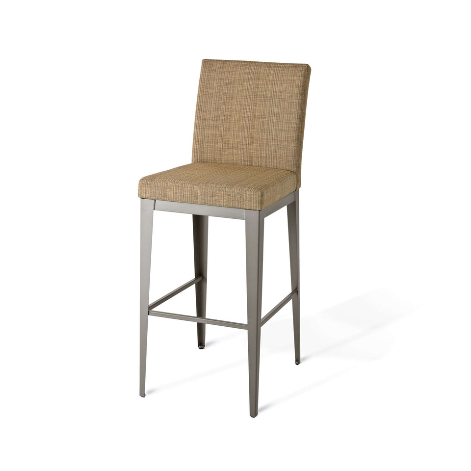 Amisco Pablo Non Swivel Bar Stool