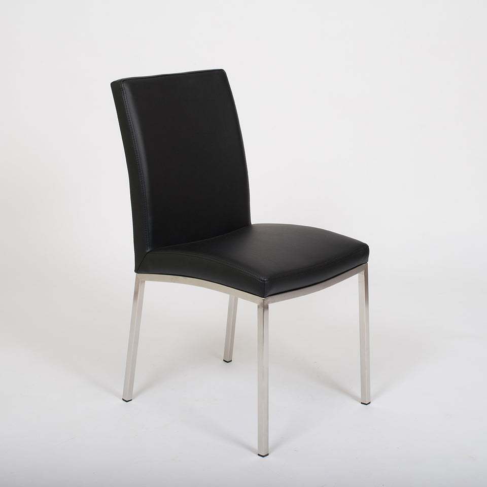 SID Chair - Stainless Steel Base