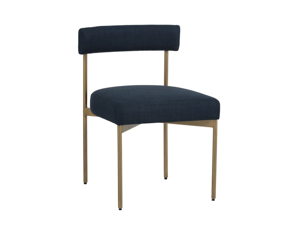 Sunpan Seneca Dining Chair - Arena Navy