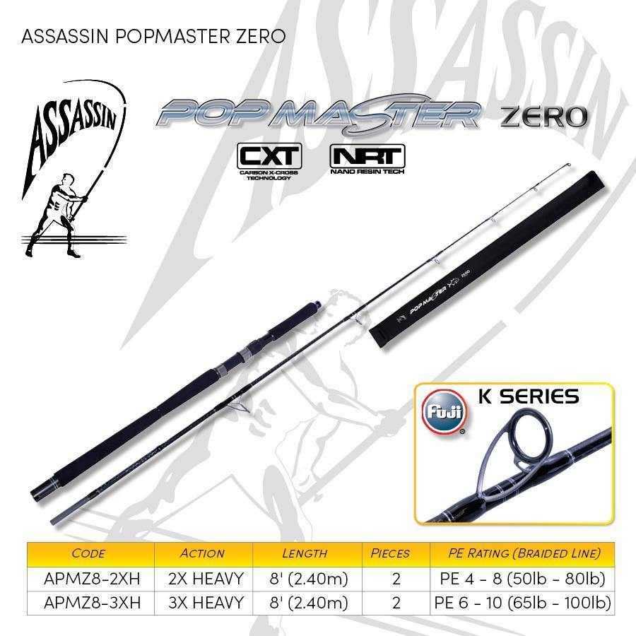 Assassin Popmaster Zero
